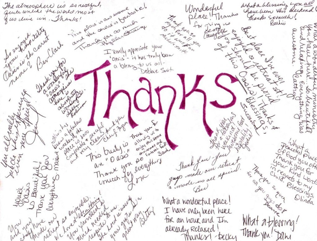 2 reasons you should always leave a thank you message the common room project the common room philadelphia