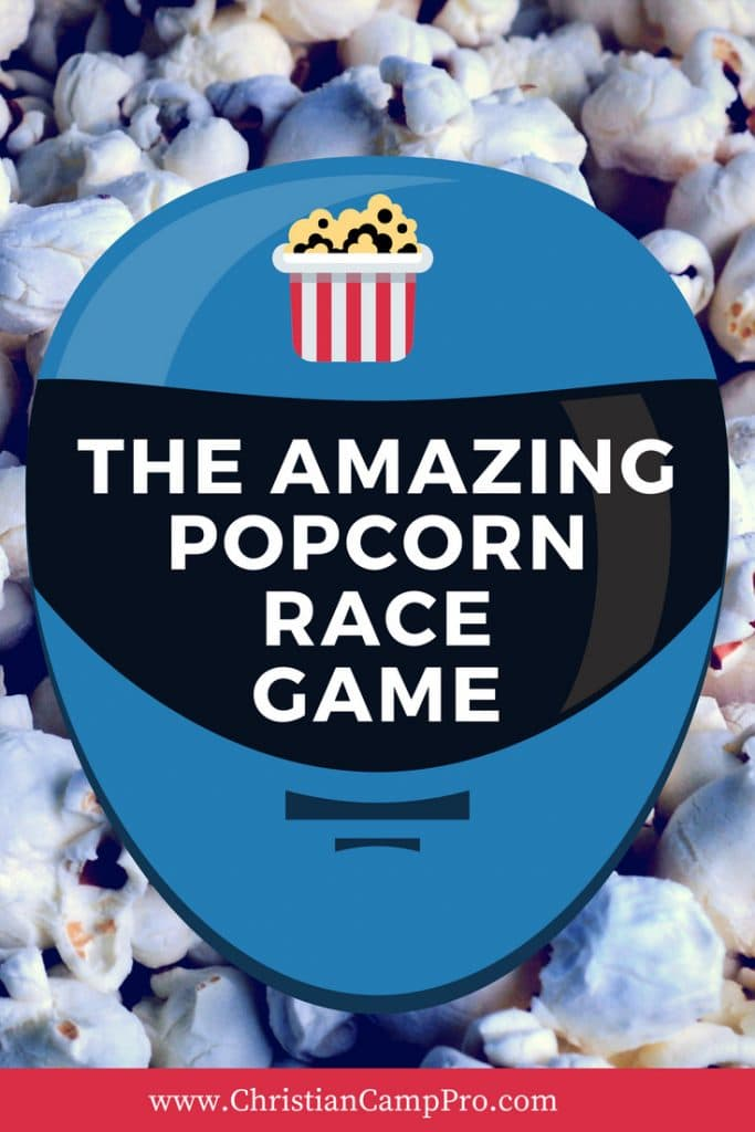 The Amazing Popcorn Race Game