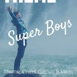 Super Boys: A Youth Camp Theme for The Guys