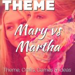 Mary vs Martha Complete Ladies Retreat Theme