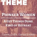 pioneer women ladies retreat get things done