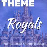 Royals: A Regal Women's Retreat Theme