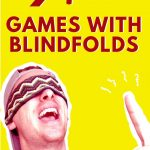 9 Fun Games with Blindfolds