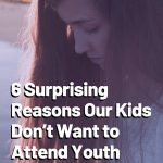 Kids Dont Want to Attend Youth Camp